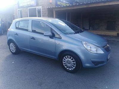 used Vauxhall Corsa 1.0 i 12v Life 5dr