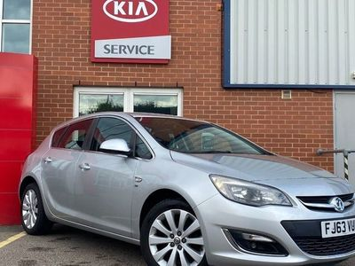 used Vauxhall Astra 1.6 16v SE Auto 5dr