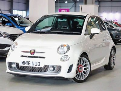 used Abarth 595 1.4 T-Jet Turismo 3dr