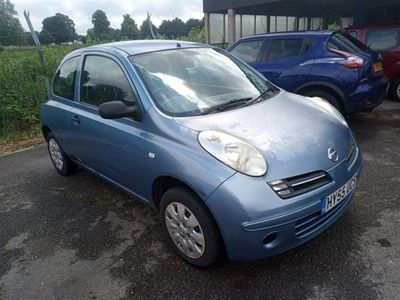 used Nissan Micra 1.2 S 3d