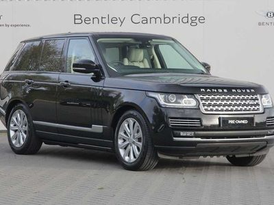 used Land Rover Range Rover 4.4 Sdv8 Vogue Se 4Dr Auto
