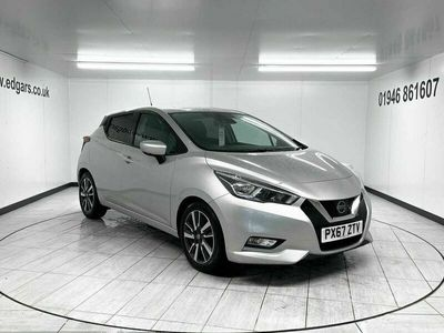 used Nissan Micra Hatchback (All New) 1.5dCi 90 N-Connecta