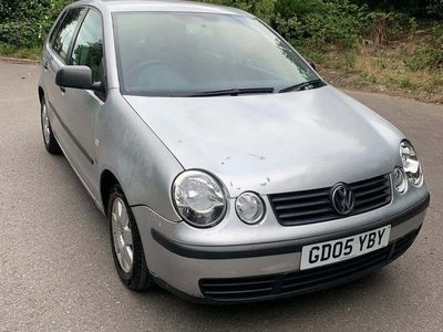 used VW Polo 1.4 S 5dr (a/c)