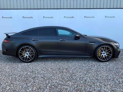 used Mercedes AMG GT GT 63 S 4Matic + Edition 1 4dr Auto