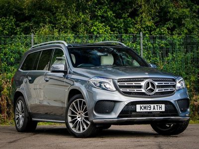 used Mercedes GLS350 GLS4Matic Grand Edition 5dr 9G-Tronic