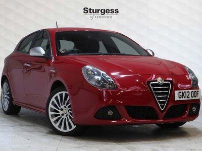 used Alfa Romeo Giulietta 1.4 TB Veloce 5dr