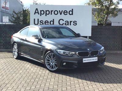 used BMW 428 4 Series i M Sport 2dr