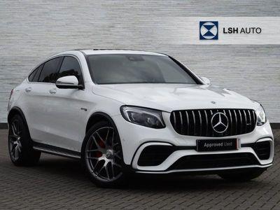 used Mercedes GLC63 AMG GLC CoupeS 4Matic Premium 5Dr 9G-Tronic