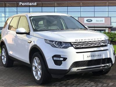 used Land Rover Discovery Sport 2017 Perth TD4 HSE