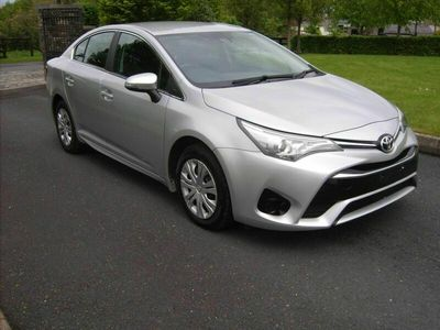 used Toyota Avensis 1.6 D-4D Active (s/s) 4dr