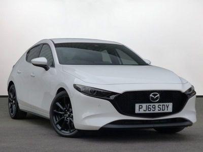 used Mazda 3 2.0 Skyactiv-X Mhev Gt Sport Tech 5Dr Auto