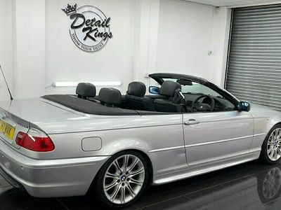 used BMW 325 3-Series Convertible Ci Sport 2d Auto (01)