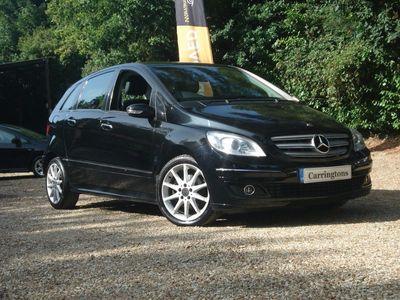 used Mercedes B200 B Class 2.0CDI SE CVT 5dr