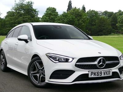 used Mercedes CLA200 CLA ClassAMG Line 5dr Tip Auto
