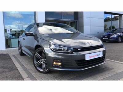 used VW Scirocco 2.0 TSI R-Line 180PS DSG 3Dr Coupe