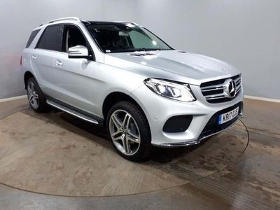 used Mercedes GLE350 Gle Class 3.0V6 AMG Line (Premium) G-Tronic 4MATIC (s/s) 5dr