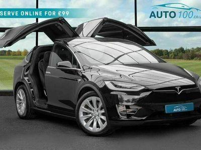 used Tesla Model X E 75D