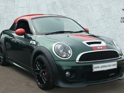 used Mini John Cooper Works Coupé CoupeFree Nationwide Delivery Coupe 2013