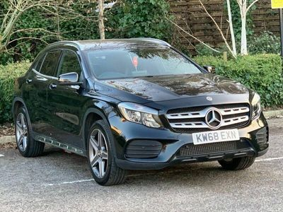 used Mercedes GLA200 Gla Class 1.6AMG Line (s/s) 5dr