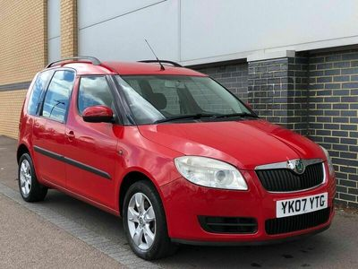 used Skoda Roomster 1.4 TDI PD 2 5dr