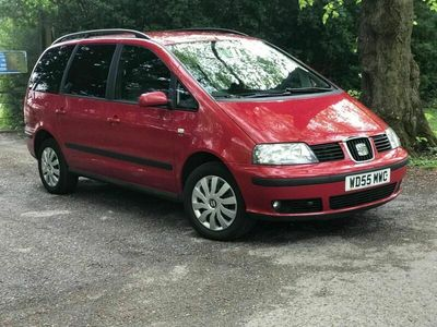 used Seat Alhambra 1.9 TDI Reference 5dr