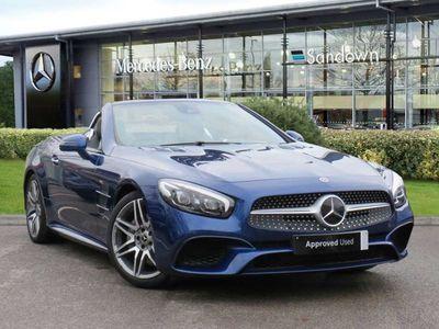 used Mercedes SL500 SL-ClassAmg Line Premium 2Dr 9G-Tronic