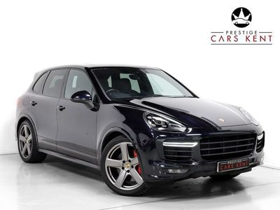 used Porsche Cayenne GTS 5dr Tiptronic S 3.6