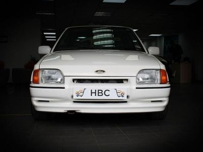 used Ford Escort 1.6 RS TURBO 3d 132 BHP