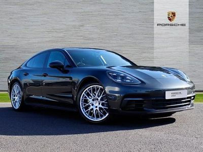 used Porsche Panamera 2018 Portsmouth 2.9 V6 4 E-Hybrid 5dr PDK