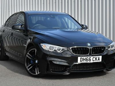 used BMW M3 Saloon