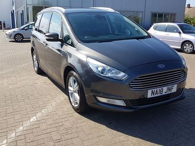 used Ford Galaxy TITANIUM 2.0 TDCI 150ps 5dr