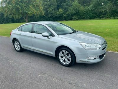 used Citroën C5 Saloon 2.0 HDi 16V Exclusive 4d Auto