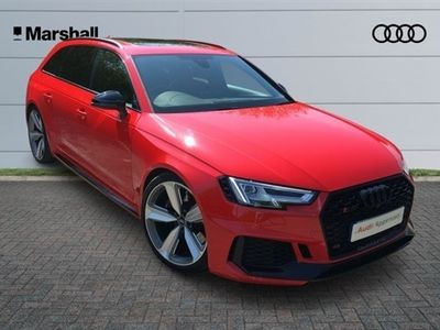 used Audi RS4 RS4TFSI Quattro Sport Edition 5dr S Tronic Estate 2019