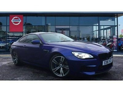 used BMW M6 M62dr DCT