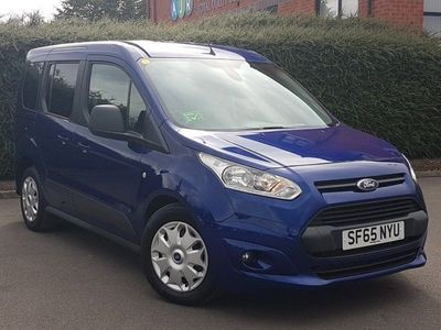 used Ford Tourneo Connect 1.5 TDCi Zetec 5dr