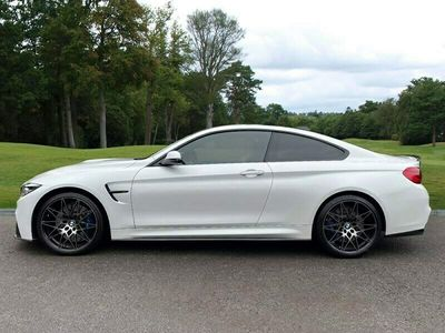 used BMW M4 COMPETITION PACK COUPE 2019 MODEL DCT AUTO Coupe 2019