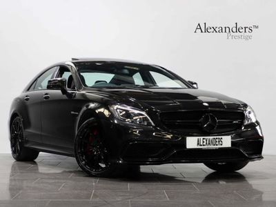 used Mercedes CLS63 AMG CLS 5.5V8 AMG S SpdS MCT (s/s) 4dr Auto
