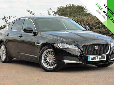 used Jaguar XF 2.0d Prestige (s/s) 4dr