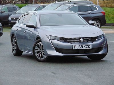 used Peugeot 508 1.6 Hybrid Allure 5dr e-EAT8