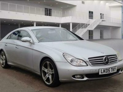 used Mercedes CLS350 CLS4dr Tip Auto