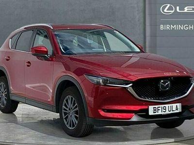 used Mazda CX-5 2.0 SE-L Nav+ 5dr suv 2019