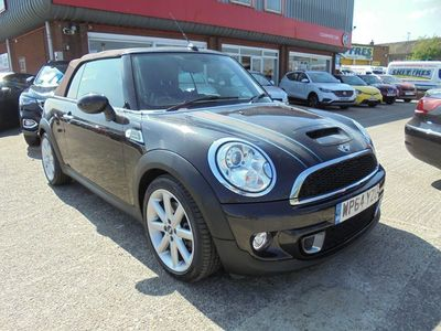 used Mini Cooper S Cabriolet 1.6 Cooper S Highgate 2dr Automatic