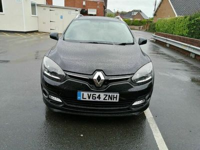 used Renault Mégane 1.5 dCi ENERGY Expression + Sport Tourer (s/s) 5dr