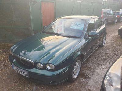 used Jaguar X-type 2.0d Classic 4dr