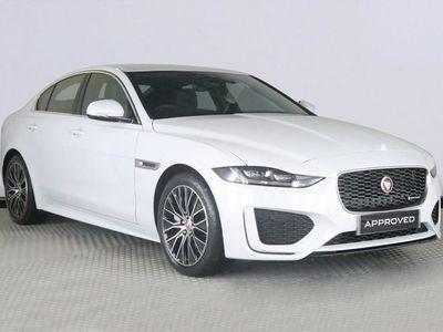 used Jaguar XE 2.0d R-Dynamic S 4dr Auto 2019