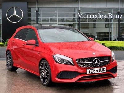 used Mercedes A250 A Class4Matic AMG Premium 5dr Auto 2.0