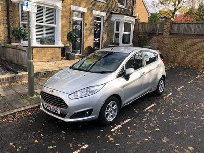 used Ford Fiesta 1.6 TDCi ECOnetic Zetec (s/s) 5dr
