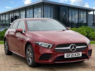 used Mercedes A250 A ClassAmg Line 5Dr Auto HATCHBACK 2021