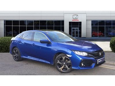 used Honda Civic 1.0 VTEC Turbo EX 5dr