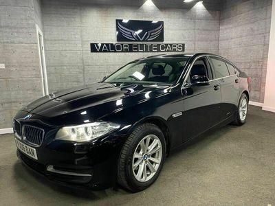 used BMW 518 5 Series 2.0 d SE 4dr